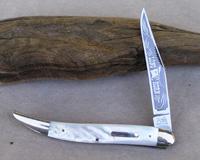 Bulldog Brand Prototype Toothpick Knife