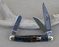 Bulldog Brand Prototype Stockman Knife