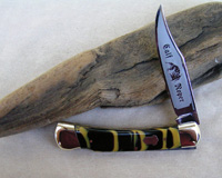 Bulldog Brand Calf Roper Lockback Knife