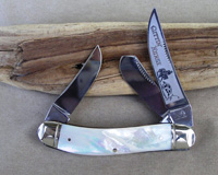 Bulldog Brand Cuttin' Horse Knife