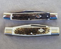 Bulldog Brand Cowboy's Pet Stockman Knife
