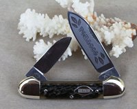 Bulldog Brand 1st Generation Canoe Knife