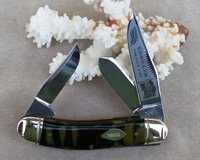 Bulldog Brand Sowbelly Stockman Knife