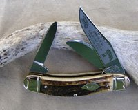 Bulldog Brand North Carolina Tobacco King Knife