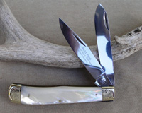 1997 Bulldog Brand Salesman Sample Trapper Knife