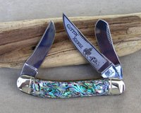 Bulldog Brand Prototype Cuttin' Horse Sowbelly Knife