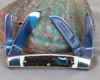 Bulldog Brand Kentucky Thoroughbred Congress Knife