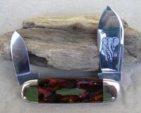 Bulldog Brand Prototype Elephant Toe Knife