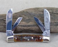 Bulldog Brand Himalayan Sheephorn Congress Knife