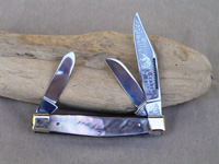 Bulldog Brand Square Bolster Stockman Knife