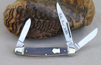 Bulldog Brand Bark Mammoth Ivory Stockman Knife