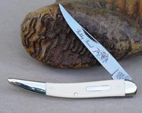 Bulldog Brand Mammoth Ivory Toothpick Knife