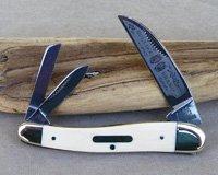 Bulldog Brand Elephant Ivory Viking Warncliff Whittler Knife