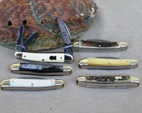 Bulldog Brand Seductress Warncliff Whittler Knife Set