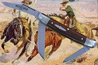 GEC Maverick Whittler Congress Knife