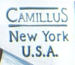 Camillus' Last Pre-Bankruptcy Years Tang Stamp