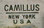 Camillus All Capital Full Underline Tang Stamp