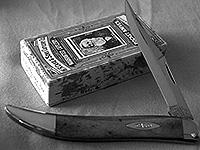 Case Classic 1098 Jumbo Toothpick Knife
