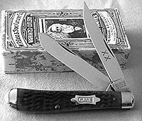 Case Classic 2007 1/2 Trapper Knife