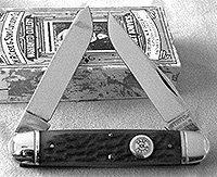 Case Classic 2094 Large Cigar Muskrat Knife