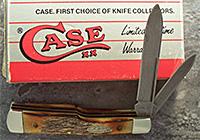 Case XX Gunstock Jack Knife