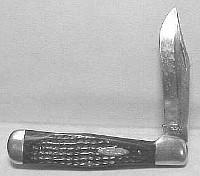 Case Large Coke Bottle Knife