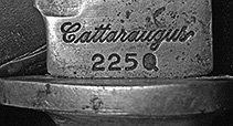 Cattaraugus 225Q Navy Knife