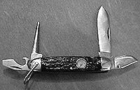 Cattaraugus 42219 Scout Stockman Knife