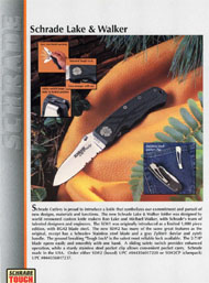 Lake & Walker Knives