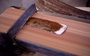 Dustless Ivory Sanding Technique
