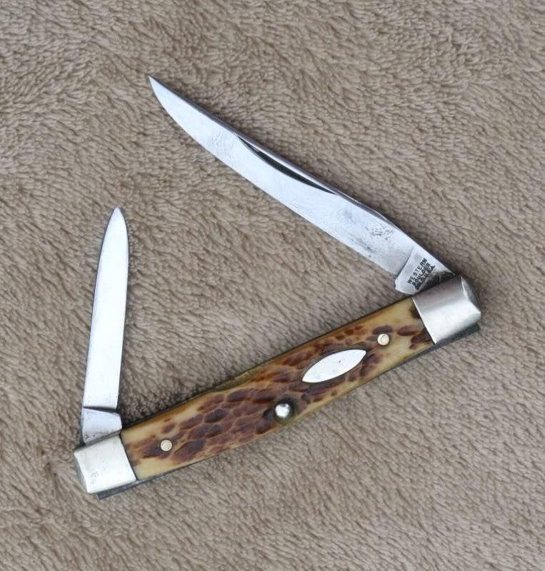Western Boulder Pocket Pen - All About Pocket Knives