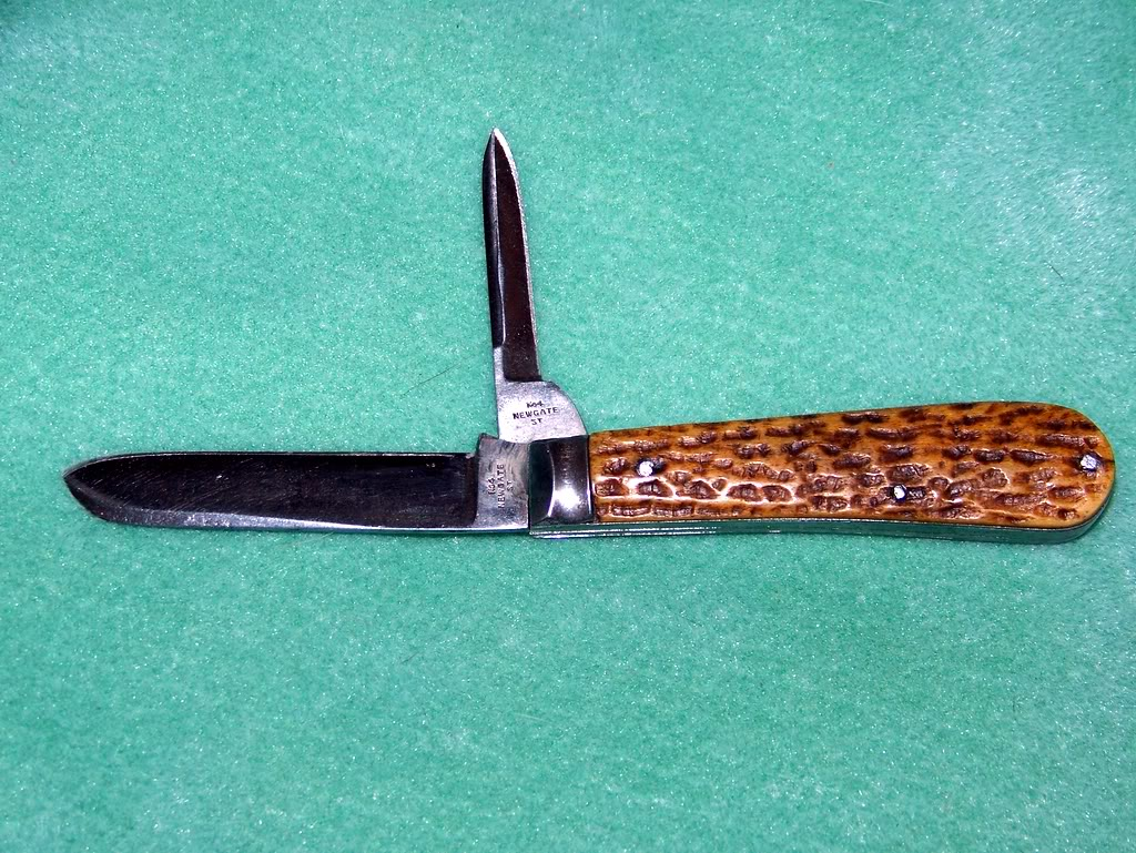 Lets show some Old and Rare ones. - All About Pocket Knives