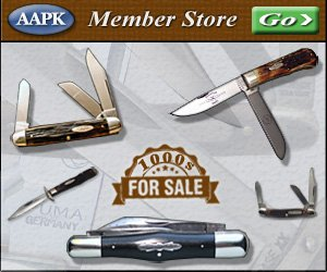 Knives for Sale at AAPK