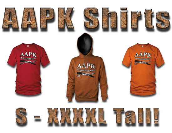 AAPK Shirts