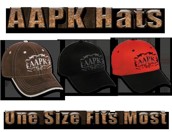 AAPK Hats
