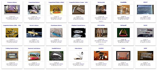 AAPK Knife Image Gallery
