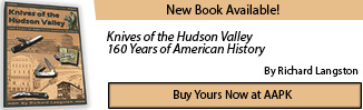 Knives of the Hudson Valley Book
