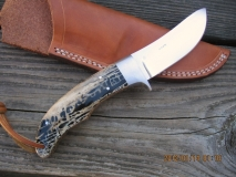 Smith Custom  Nguni Bone Hunter F