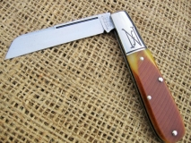 GEC #773115 Old Tan Saw-Cut Bone
